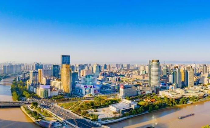 中新创智(宁波)产业园为海曙区数字经济发展添动能