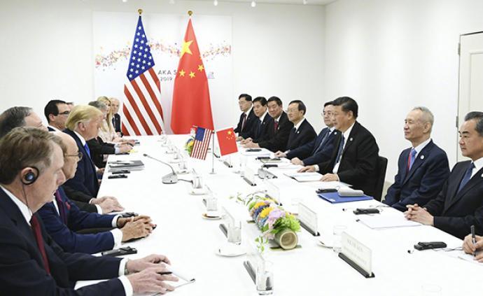 中美元首同意重启两国经贸磋商
