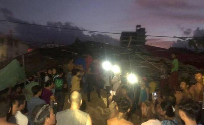 柬埔寨一在建建筑物坍塌致18死24伤,涉事中国公民被控制