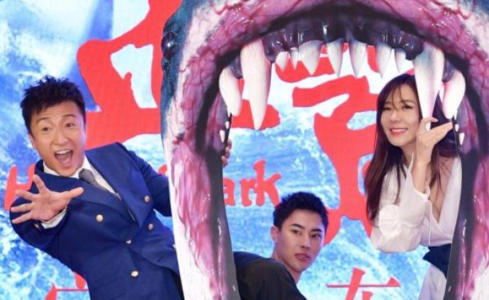 """《血鲨》定档,号称是国内首部纯自制""""鲨鱼片"""""""