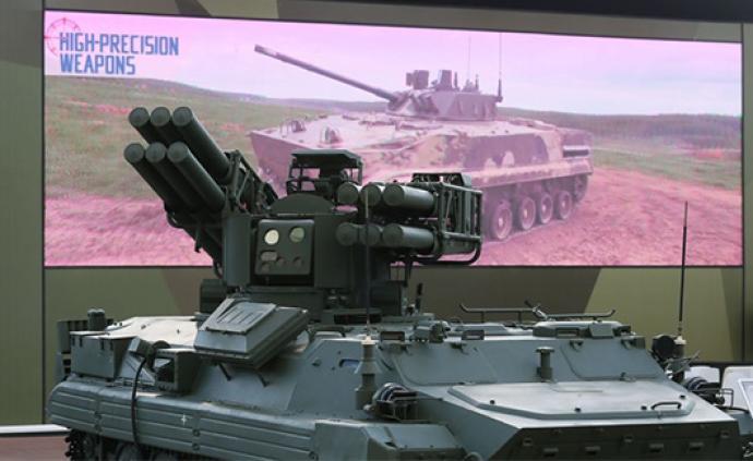 """俄軍將列裝新式""""箭-10ML""""防空系統:可全天候作戰"""