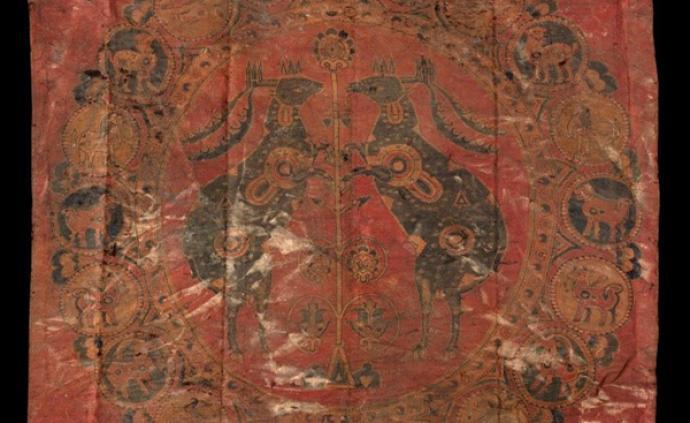 """絲綢之路上的吐蕃王朝,""""絲綢之路上的文化交流""""展開幕"""