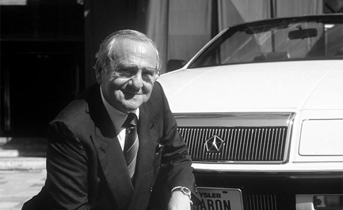 美国汽车业传奇李·艾柯卡去世,曾任福特和克莱斯勒公司总裁