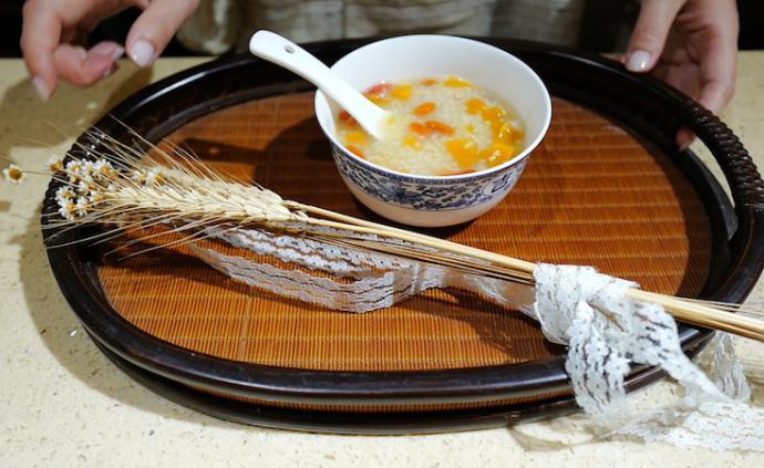 視頻丨立秋:南瓜小米粥,年光逐水流