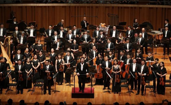 上海音樂學院走進北京,用交響語言獻禮新中國成立70周年