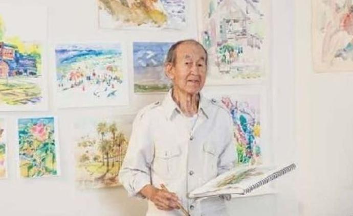 105岁迪士尼华裔动画师去世,曾参与制作《小飞象》