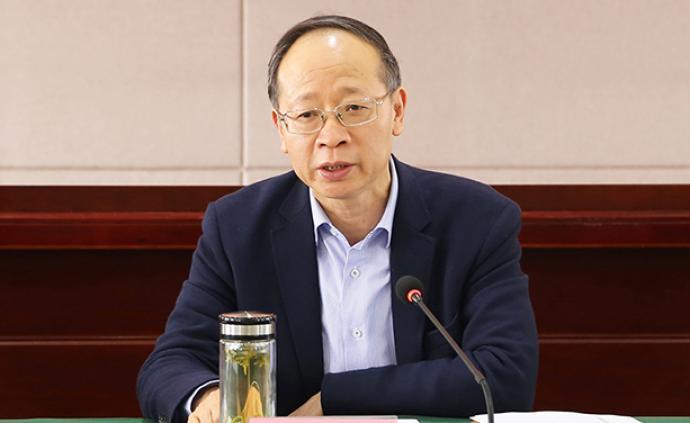 貴州安順市市長陳訓華已任市委書記