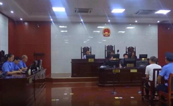 廣西一正科級官員出庭受審:涉嫌受賄877萬元