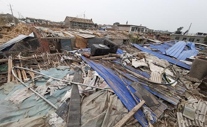 開原龍卷風過境的半小時:6人死亡、百人受傷,工業園區受損