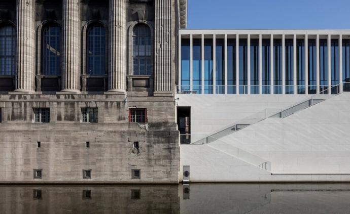 """奇普菲爾德的新作:那是柏林博物館島的""""文化衛城"""""""