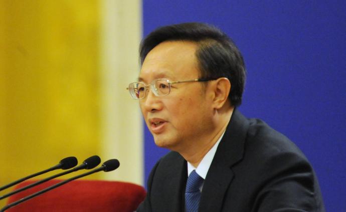 杨洁篪:中方坚决反对美国售台武器
