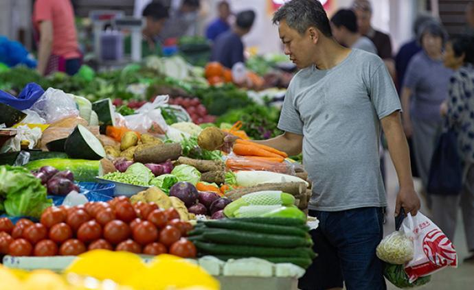 6月份CPI今?#23637;?#24067;,猪肉、蔬果价格走势怎样?