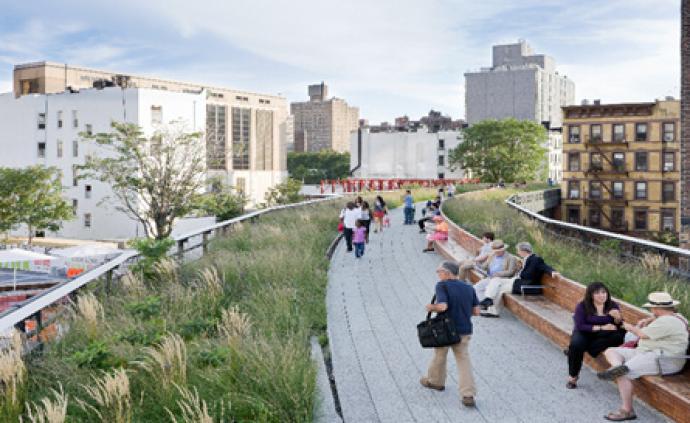 上外|纽约城建经验②绿道网络完善,连通性好,可达性高