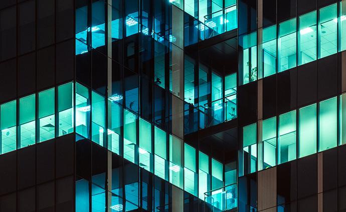 二季度上海浦西核心區甲級辦公樓空置率降至9%,租金持平