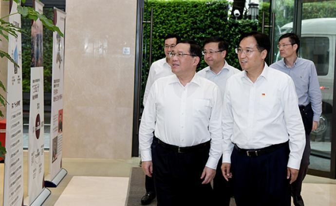 李强赴这两个上海国资平台公司调研,强化这些改革重点