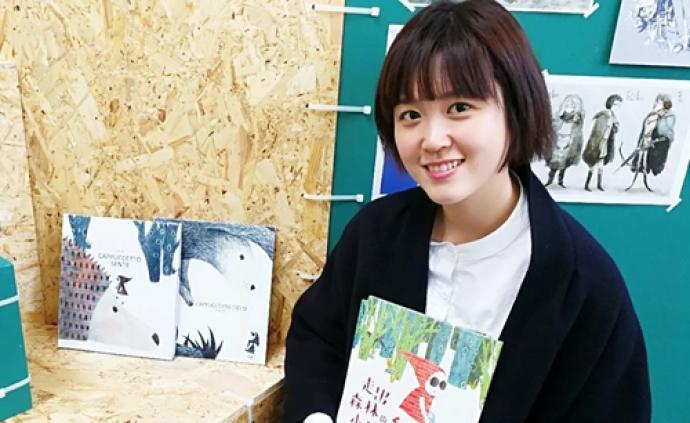 童书·专访|韩煦:我不否认绘本的功能性,但更应考虑审美