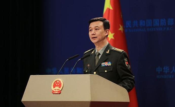 國防部回應美國售臺武器:中國軍隊強烈不滿、堅決反對