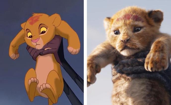 """""""真獅版""""《獅子王》:哦,辛巴!"""
