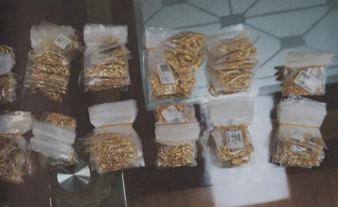 受電影啟發盜商場80萬黃金藏天花板內,淄博一飛賊獲刑十年
