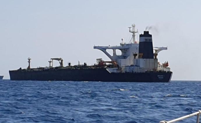 直布羅陀政府:獨立作出扣押伊朗油輪決定,沒有第三方的指示