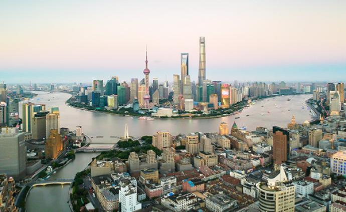 與國臺辦主任劉結一會面后,臺北市長柯文哲離開上海返回臺灣