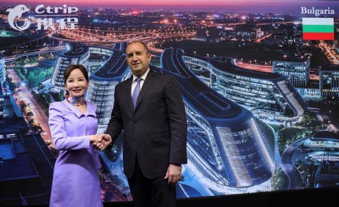 中國游客赴保加利亞呈爆發式增長,總統拉德夫:正在推動直航