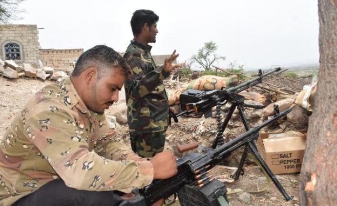 也门政府军打死8名胡塞武装人?#20445;?名政府军士兵受伤
