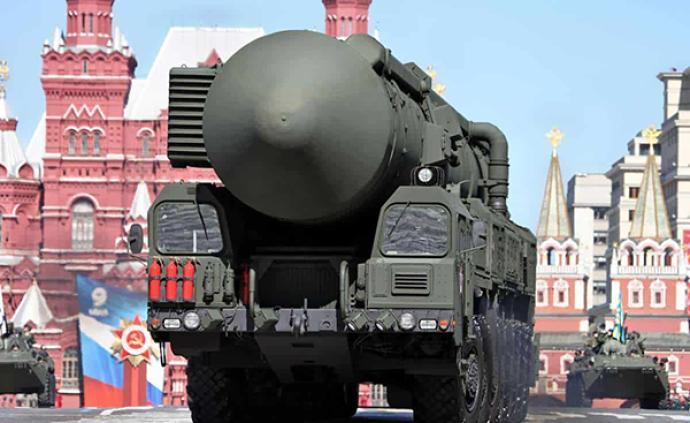 观察|《削减战略武器条约》续?#21152;?#38459;,美俄军控互信所剩无几
