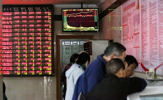 沪深两市6月新增投资者105.58万,比5月下降8.4%