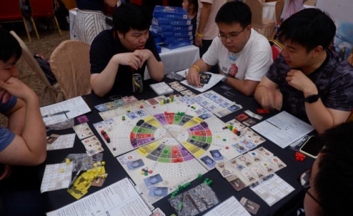 桌游玩家眼中的万物:当桌游遇上教育、职业和人生