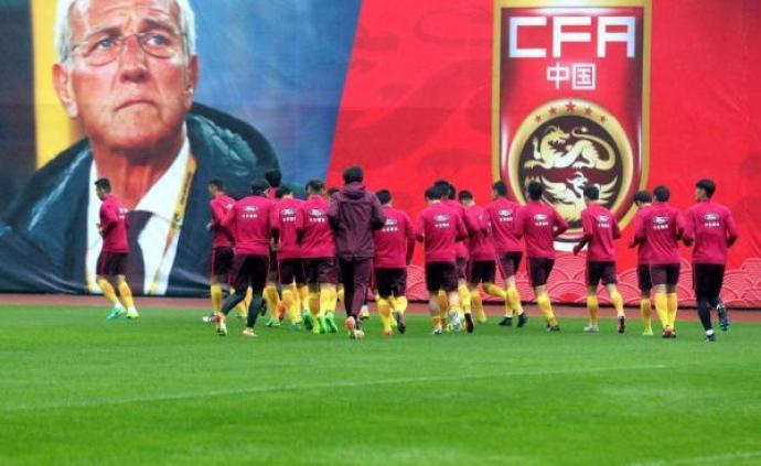 国足抽中世预赛上签:迎战叙利亚、菲律宾、马尔代夫、关岛
