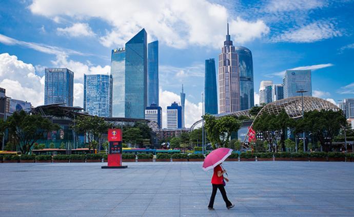 广州:全市常住外国人5.5万人,韩日美籍居前三