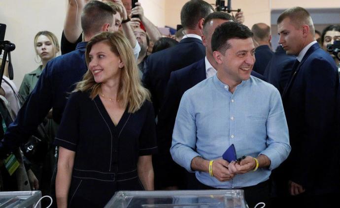 出口民調顯示烏克蘭5個政黨將進入新一屆議會