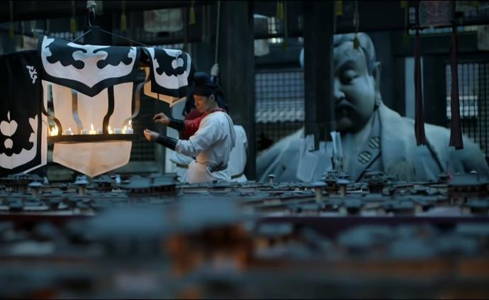 機器系:《長安十二時辰》的技術譜系