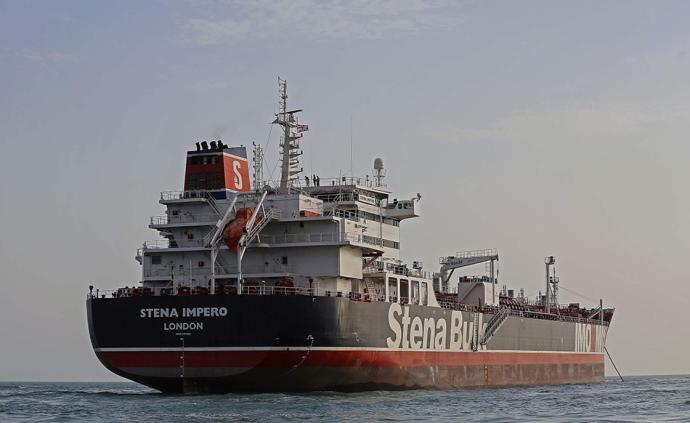 最后通牒?英国要求伊朗立即释放被扣油轮和船员