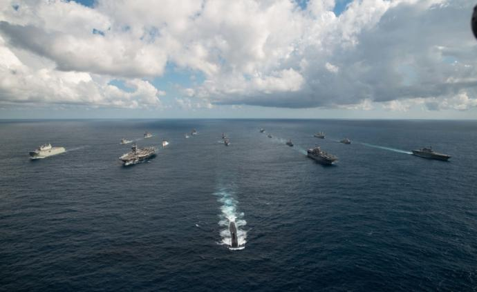 建基地、增驻军、搞大军演……美澳军事合作持续深化