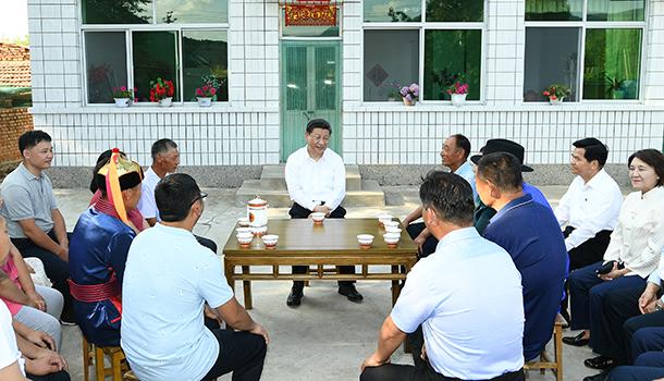 前進的力量!聽習近平講中國共產黨人的初心