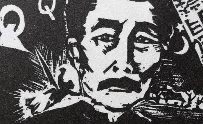 不是版画家的鲁迅,却藏有1800多件新兴木刻版画