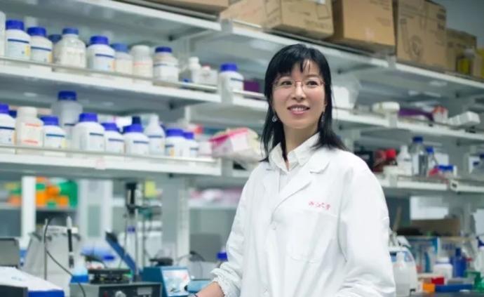 亚洲首位!浙大女教授获国际脑研究大奖,实力颜值双爆表