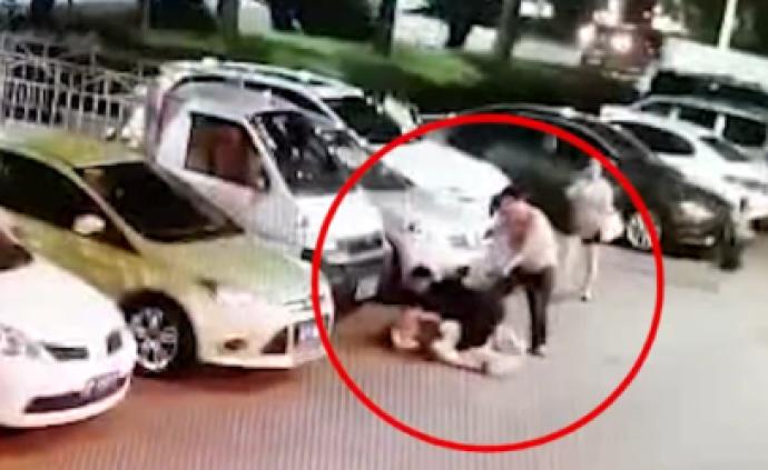 """深觀察丨""""衡陽警察打人案"""":正當防衛權逼仄,也會傷到警察"""
