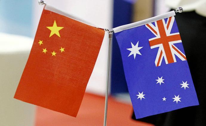 澳中國留學生自發反對反華活動,駐澳使館:領館表態恰如其分