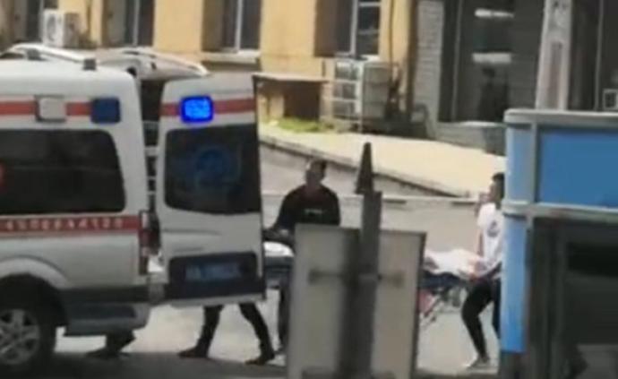 """長春衛健委回應""""黑救護車扎堆"""":已聯合執法5次,推進困難"""