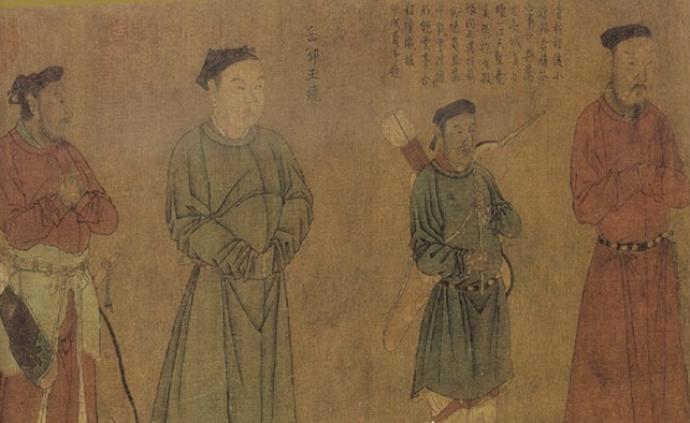 虞云国《南渡君臣》序︱从赵孟頫的《岳鄂王墓》说起