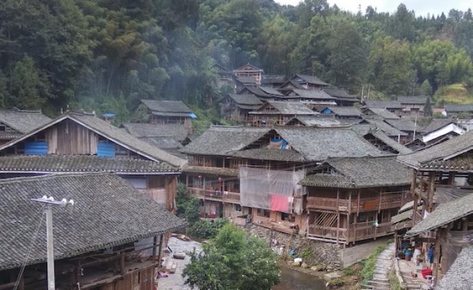 在黔東南侗寨,與侗族大歌相遇