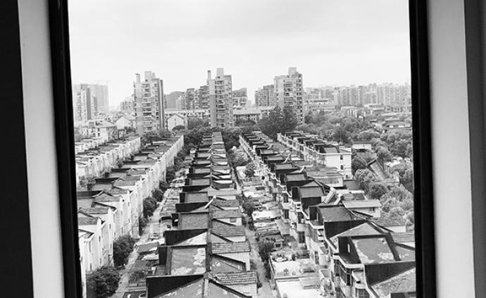 十字街頭|中環村莊