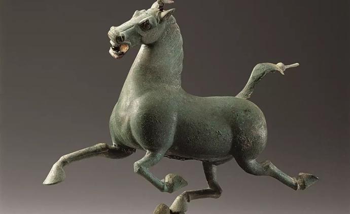 铜奔马发现50周年|从雷台、张君、铜车马看汉晋丝绸之路