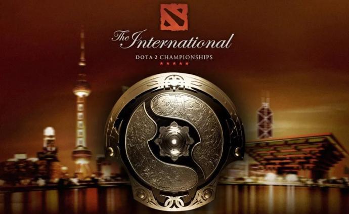 DOTA2國際大賽來到上海,中國電競已靠攏傳統競技體育