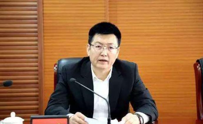 宁夏回族自治区司法厅党委书记、厅长陈栋桥接受审查调查