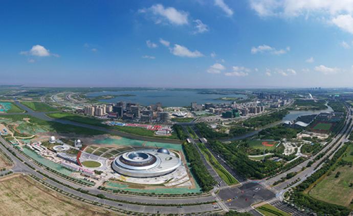 上海临港新片区的雄心:打通离岸贸易奇经八脉,配置全球资源