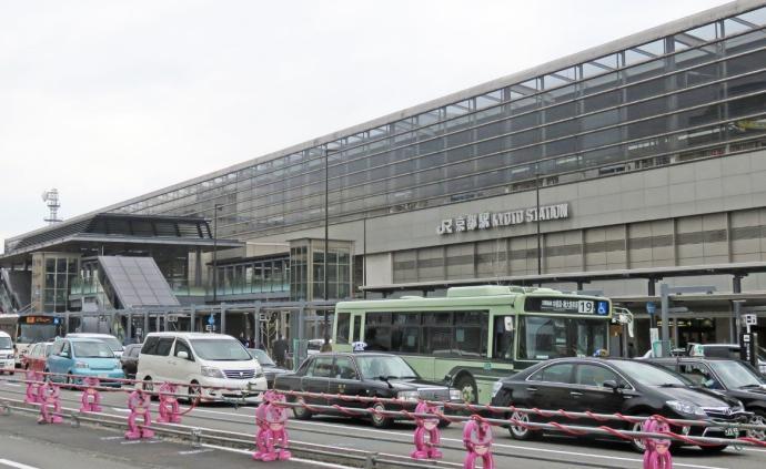 交通設施|日本京都站如何優化出租車等候區